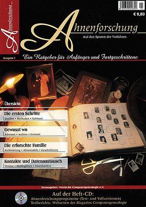 CG_2004_Ahnenforschung Sonderheft