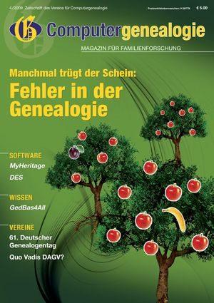 CG_2009-04_Fehler in der Genealogie
