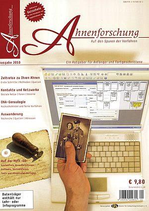 CG_2009_Ahnenforschung Sonderheft