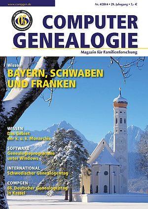 CG_2014-04_Bayern, Schwaben und Franken